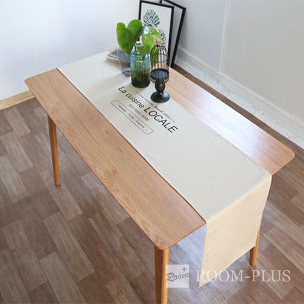 テーブルランナー 送料無料 テーブルマット テーブルクロス ダイニングテーブル 35cm×140cm 180cm 220cmm table-r0031 新生活