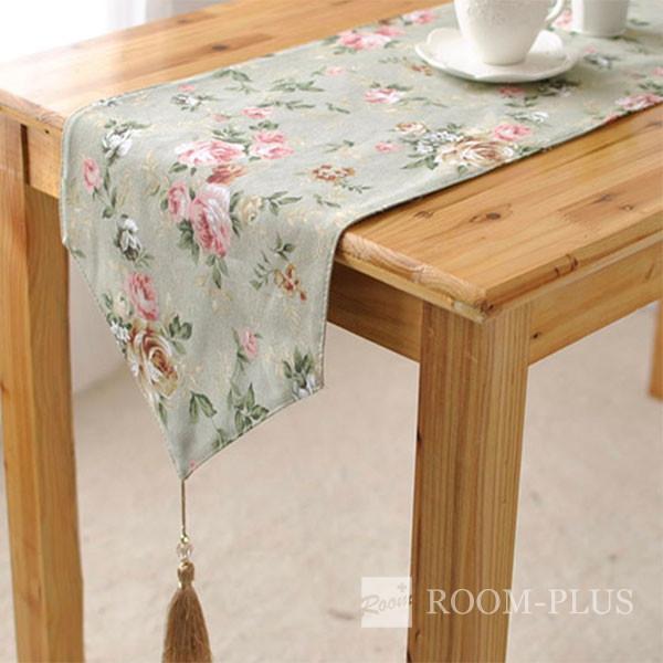 テーブルランナー 送料無料 テーブルマット テーブルクロス ダイニングテーブル 30cm×140cm 180cm 200cm 220cm table-r0039 新生活
