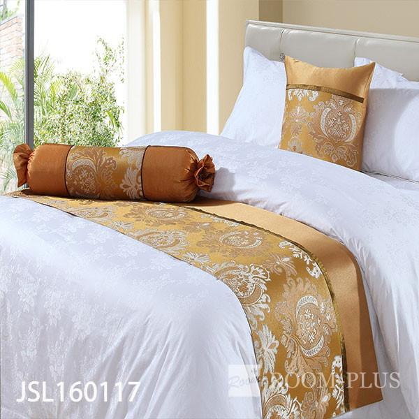 ベッドスロー ベッドライナー フットライナー フットスロー ホテル用品 br-0347 新生活