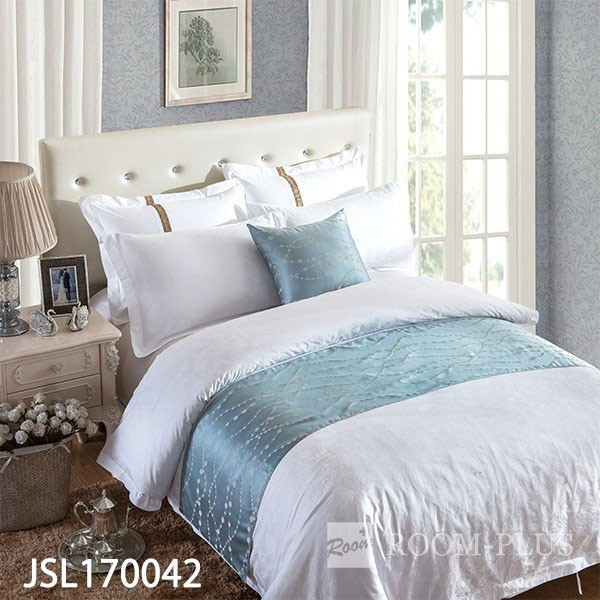 ベッドスロー ベッドライナー フットライナー フットスロー ホテル用品 br-0391 新生活
