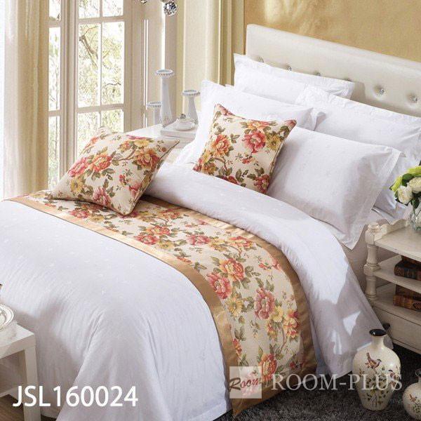 ベッドスロー ベッドライナー フットライナー ホテル用品 br-0275 新生活