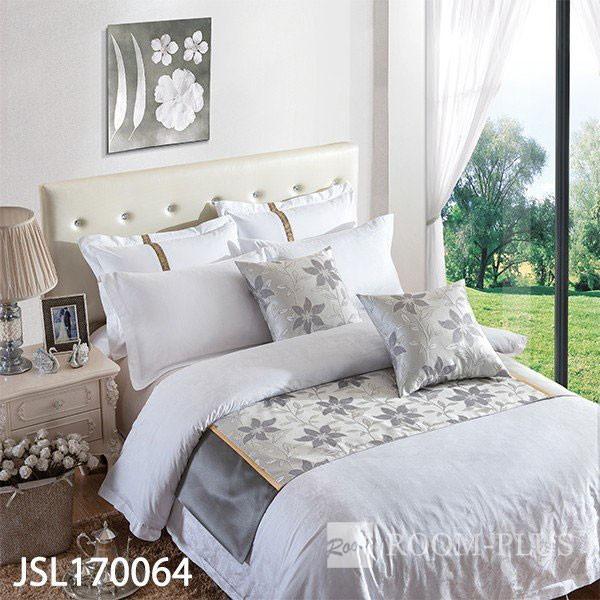 ベッドスロー ベッドライナー フットライナー フットスロー ホテル用品 br-0408 新生活