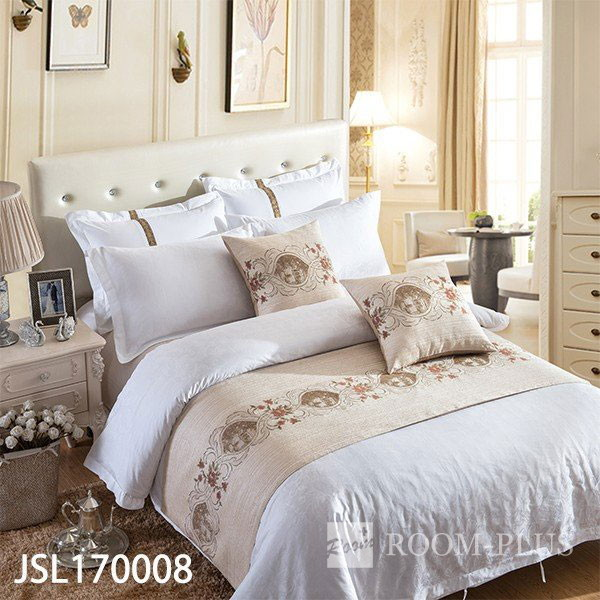 ベッドスロー ベッドライナー フットライナー ホテル用品 br-0359 新生活