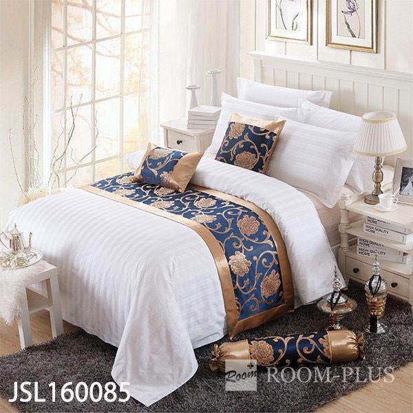 ベッドスロー ベッドライナー フットライナー フットスロー ホテル用品 br-0339 新生活