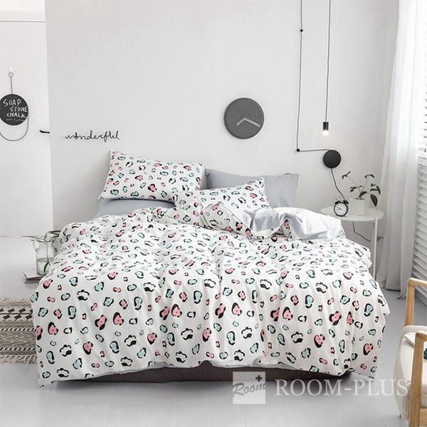 布団カバーセット Sサイズ Mサイズ 4点セット アニマル パステル bedding-0588