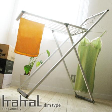 kakal(カカル) ランドリースタンド slim type (物干し 室内物干 室内もの干し 折り畳み 折りたたみ 部屋干し)