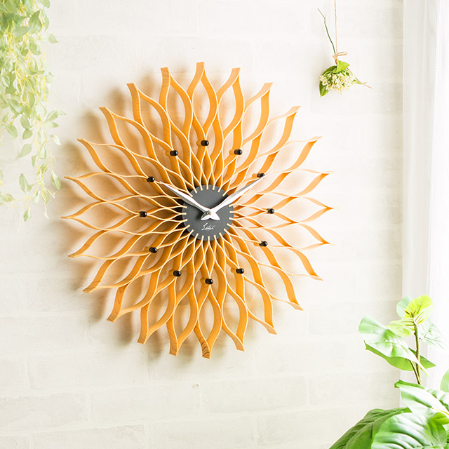 壁掛け時計 Leffard (ルファール CL-9903)(時計 掛け時計 とけい 壁掛け おしゃれ 壁掛け時計 壁かけ時計 掛け時計 掛時計 壁掛時計)