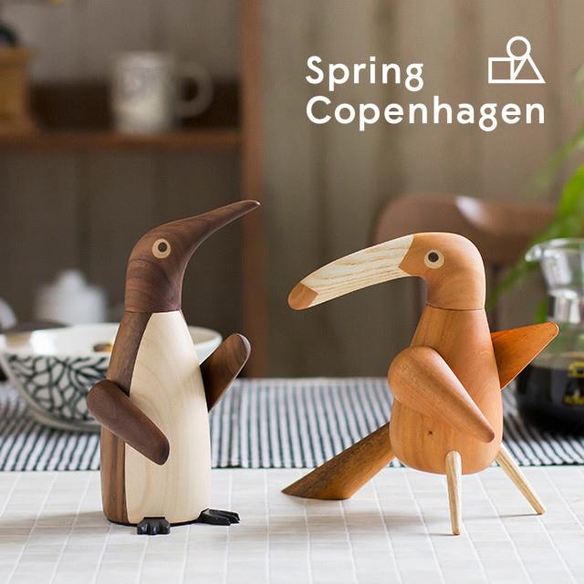 SPRING COPENHAGEN ペッパーミル/ソルトミル【送料無料】