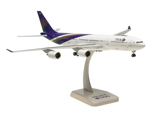 hogan Wings(ホーガンウイングス) 1/200 エアバス A340-500 タイ国際航空