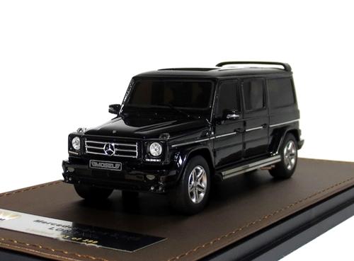 GLM(ジーエルエム) 1/43 メルセデスベンツ G500 LONG XXL ブラック