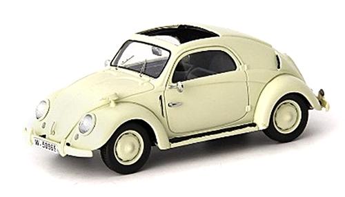 Auto Cult(オートカルト) 1/43 VW(フォルクスワーゲン) シュタイアー プロトタイプ アイボリー