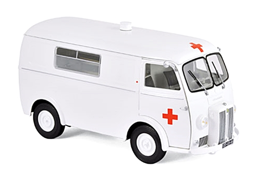 NOREV(ノレブ) 1/18 プジョー D4B 救急車 1963