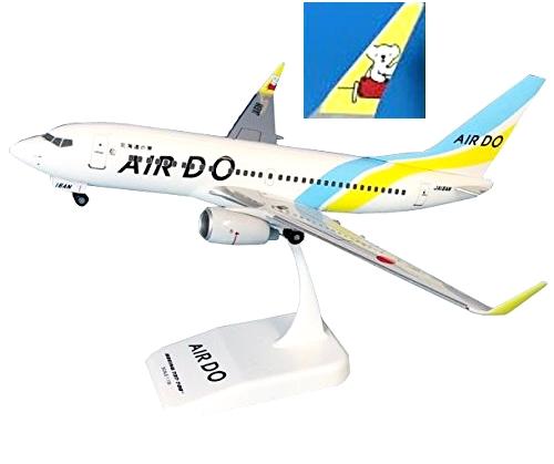 EVER RISE(エバーライズ) 1/130 ボーイング 737-700W AIR DO (エアドゥ) JA16AN