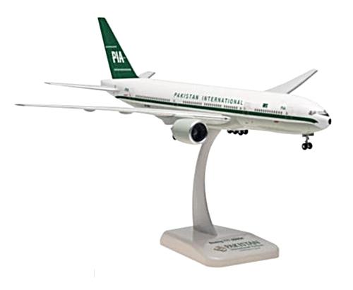 hogan Wings(ホーガンウイングス) 1/200 ボーイング 777-200ER パキスタン航空 レトロカラー