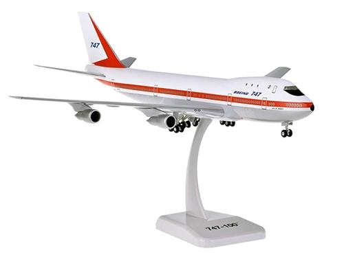 hogan Wings(ホーガンウイングス) 1/200 ボーイング 747-100 ボーイングハウスカラー CITY OF EVERETT