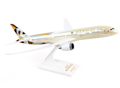 SKYMARKS(スカイマークス) 1/200 ボーイング 787-9 エティハド航空