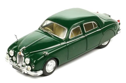 ixo(イクソ) 1/43 ジャガー Mark1 1957 グリーン