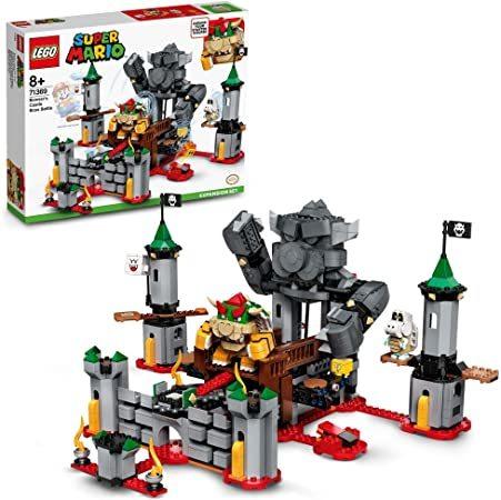 発売日:2020年8月01日 9 25限定P10倍+最大300円OFFクーポン 新品 送料無料 激安 激安特価 レゴ LEGO けっせんクッパ城 チャレンジ 買い取り クリスマスプレゼント スーパーマリオ おもちゃ 2020 71369