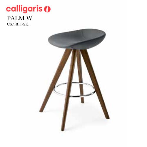 カリガリス 送料無料 calligaris チェア ダイニングチェア イタリア製PALM W パーム CS/1811-SK【正規品】 【デザイナーズ家具】