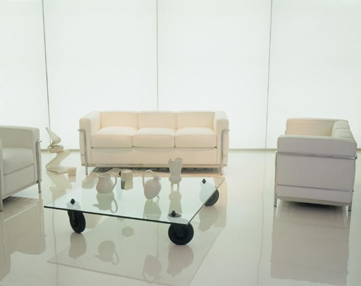家具通販 モダンカッシーナ CassinaLCシリーズ ソファ LC2 二人掛け【正規品】 【デザイナーズ家具】