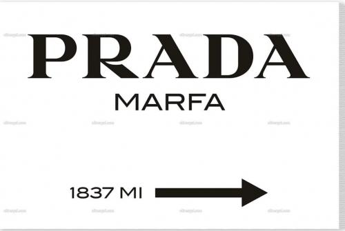 【オリバーガル正規品】MARFA MINIMALIST プラダ 12781 76.2センチ×50.8センチ