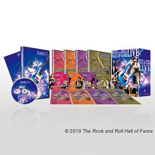 ロックの殿堂2「ROCK AND ROLL HALL OF FAME」DVD BOX