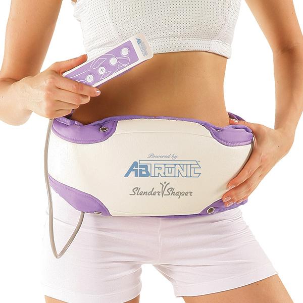 アブトロニック スレンダーシェイパー ブルブル腹筋ベルト気になる部分に巻くだけの局部集中簡単エクササイズ 正規品