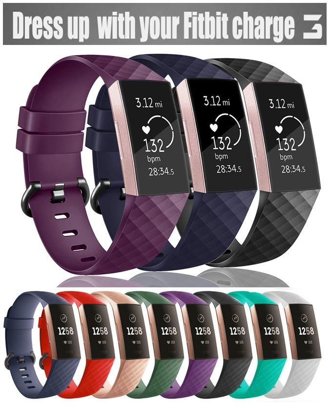 多彩なカラーリング Fitbit Charge 3 4 3SE 対応の交換用バンド 送料無料 対応 交換 バンド ベルト シリコン ソフト フィットビット 定番スタイル select メンズ 可愛い 耐水 ギフト プレゼント 記念日 交換用バンド チャージ4 レディース スポーツ などに チャージ3 誕生日 超激得SALE