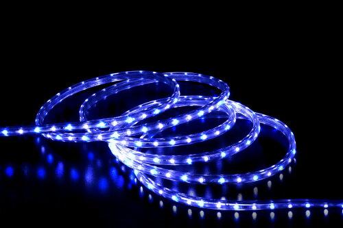 【送料無料】SMDテープライト15m(ブルー&ホワイト) WG-5387BW 友愛玩具 〔イルミネーション〕