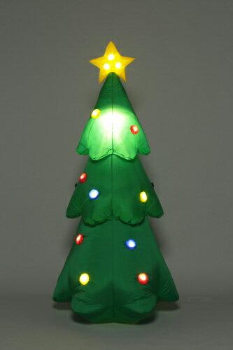 【送料無料】エアーディスプレイ LEDツリー180cm WG-5503 友愛玩具 〔イルミネーション〕 プレゼント
