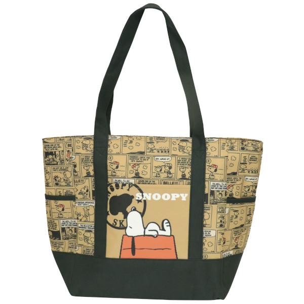 ラッピング選択可 プレゼントに 一部対象外あり 保冷保温トートバッグ スヌーピー コミックレトロ SBS352マイバッグ 店 クーラーボックス エコバッグ 結婚祝い アウトドア クーラーバッグ 買い物バッグ