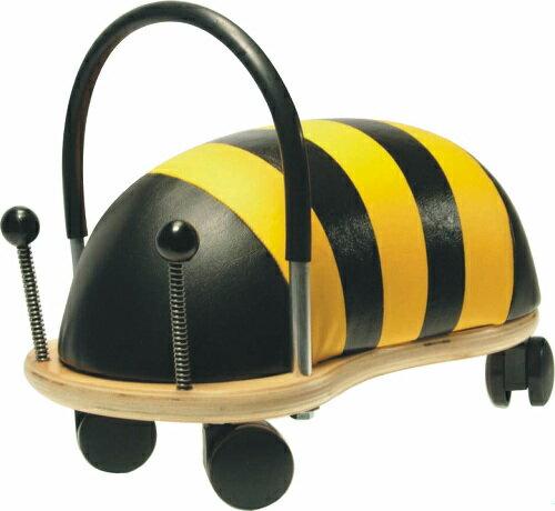 【送料無料】ウィリーバグ S みつバチ WEB003 耐荷重30kg Wheely Bug パパジーノ 乗用玩具おもちゃ プレゼント