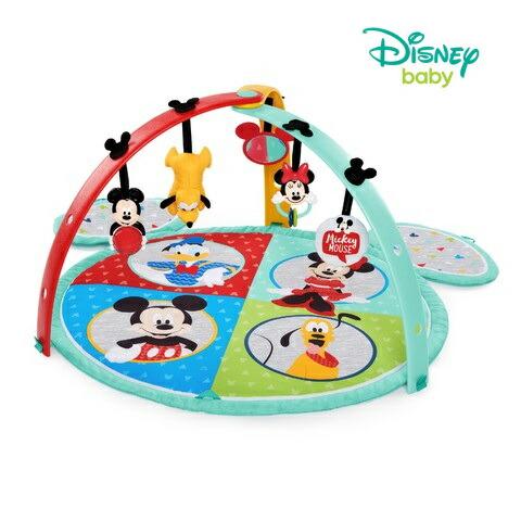 【送料無料】ミッキーマウス・イージーストア・プレイマット KidsII ディズニー プレゼント ギフト