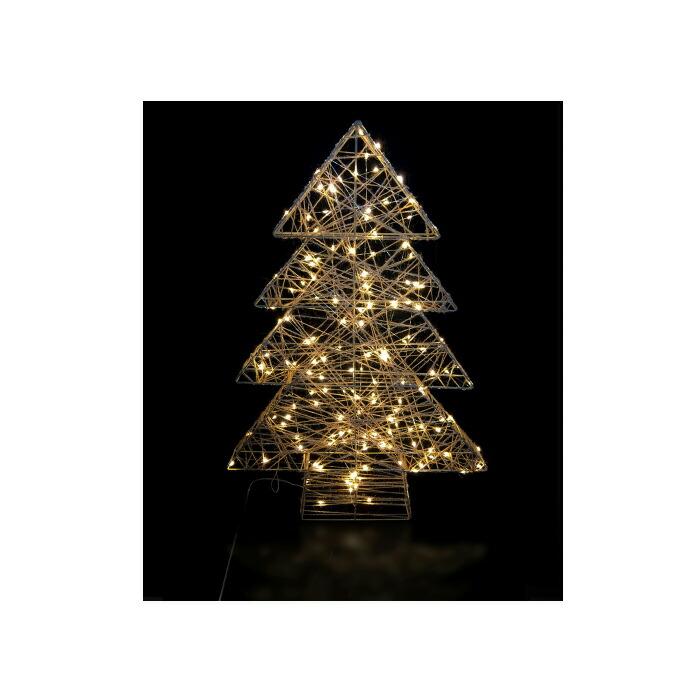 【送料無料】LEDワイヤーモチーフツリーライト WG-9334 友愛玩具 クリスマス イルミネーション