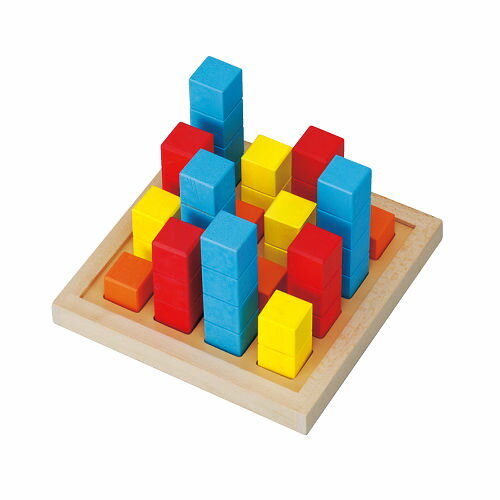 ラッピング選択可 初回限定 プレゼントに 一部対象外あり ポイント最大25.5倍 ※要エントリー ビルディング 木のおもちゃ 毎日続々入荷 EH-02 パズル道場の脳トレワーク プレゼント 平和工業 知育玩具
