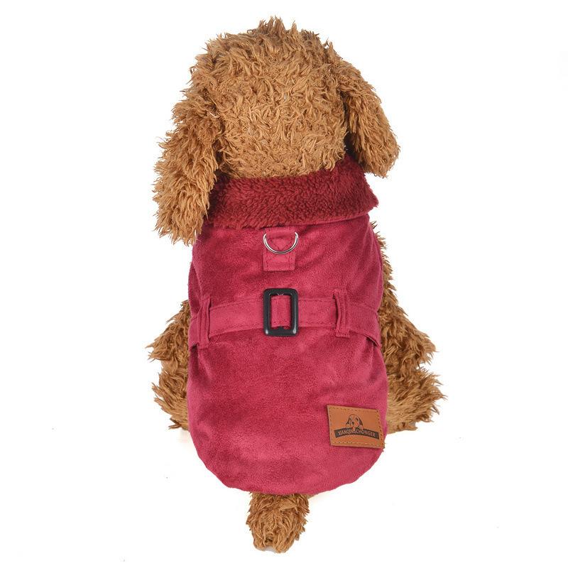 犬用ジャケット ペット用ウェア ドッグウェア ペット用品 ペット 服 犬 ジャケット 秋冬 かっこいい あたたかい おしゃれ XS S M L XL XL