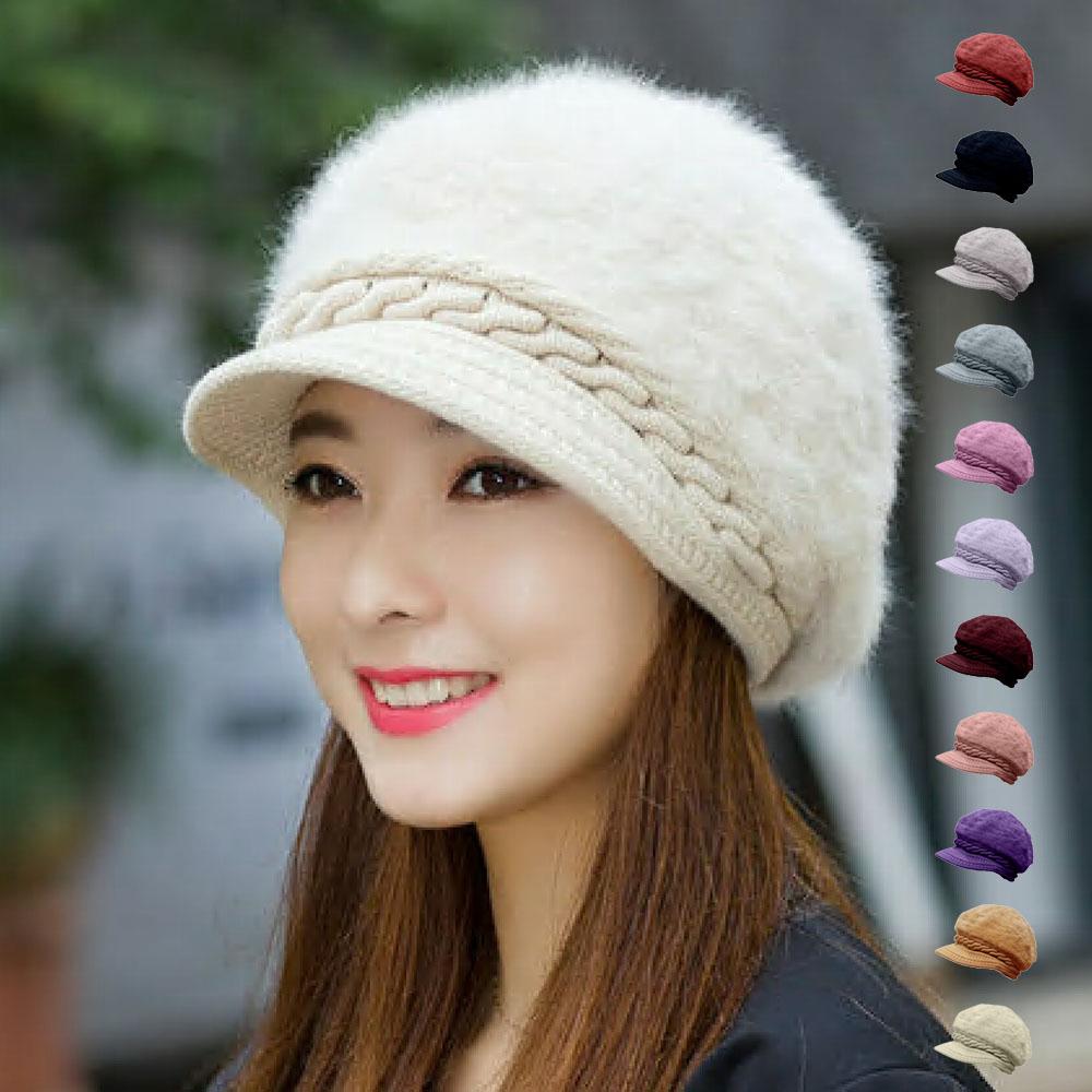 レディース 帽子