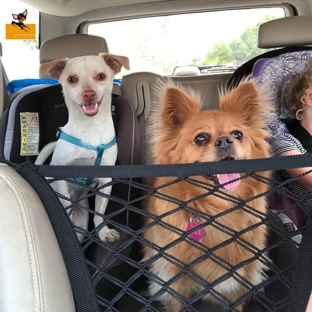 ペット ペットグッズ 犬用品 犬 ゲート 中型犬用 送料無料 ペットゲート ペットガード 猫 セーフティ カー用品 ペット用品 ネット 事故防止 移動防止 直輸入品激安 車 ドライブ アウトドア ブランド買うならブランドオフ 安全対策