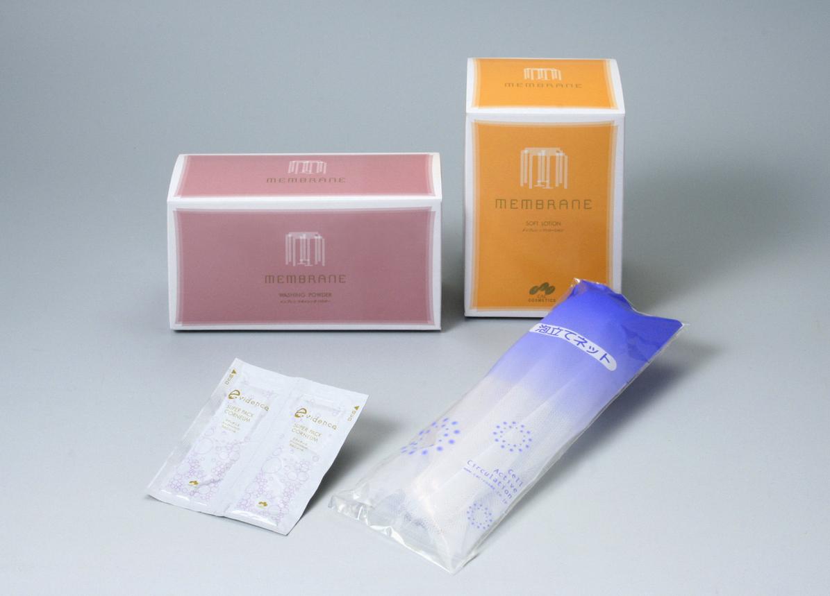cac化粧品  メンブレンウォッシングパウダー&ソフトローション(コルニューム2袋・泡立てネットプレゼント♪)