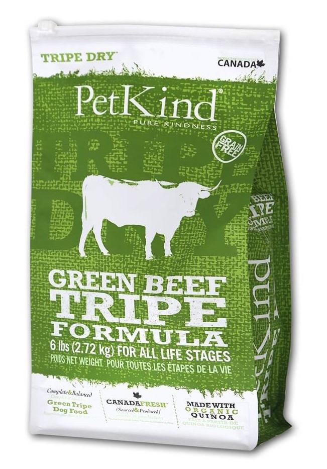 PetKind トライプドライ ペットカインド 定番の人気シリーズPOINT(ポイント)入荷 超歓迎された 6.35kg グリーンビーフトライプ お取り寄せ