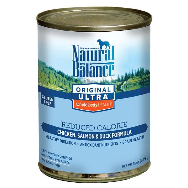 [ナチュラルバランス] ホールブディヘルス リデュースカロリー 369g×24缶 [成犬・老犬・肥満犬向け総合栄養食][送料無料][お取り寄せ]