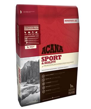 [ACANA]アカナヘリテージ スポーツ&アジリティ 11.4kg[送料無料][お取り寄せ]