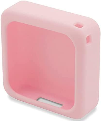 便利なストラップ付き まもサーチ2専用ソフトカバー IoTBank まもサーチ2 専用ソフトカバー ピンク スマートトラッカー GPS 高級品 子供を見守り 迷子防止 防水防塵 春の新作シューズ満載