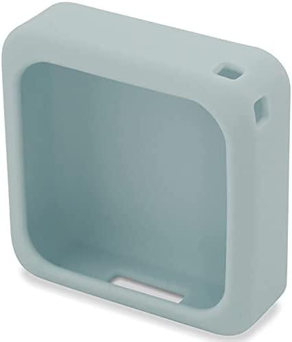 便利なストラップ付き 新作送料無料 まもサーチ2専用ソフトカバー IoTBank まもサーチ2 専用ソフトカバー ライトブルー 税込 迷子防止 スマートトラッカー GPS 子供を見守り 防水防塵