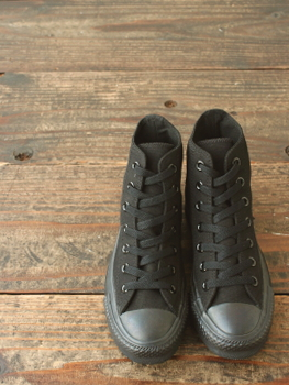 4d2deae0a7da Converse canvas all star HI ( ALL STAR HI black monochrome) CONVERSE (men  women)