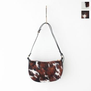イルビゾンテ レザー ショルダ・[バッグ (54192308111) Leather Shoulder Bag IL BISONTE(バッグ) *送料無料****