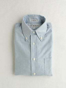 インディビジュアライズドシャツ B/Dクラシックフィットシャツ (レガッタオックスフォード) INDIVIDUALIZED SHIRTS (メンズ)*送料無料*  ***
