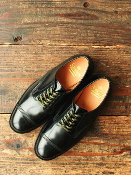 サンダース Military Derby shoe (#1128/black) SANDERS (メンズ) *送料無料* ***