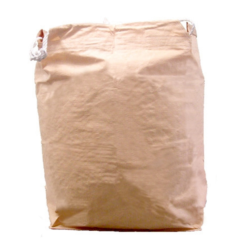 【代引不可】【10枚入】角型 フレコンバッグ 1200KHS 1000L 耐荷重1000kg 工事 土木 米 麦 籾殻 もみがら 収穫 ふくなが