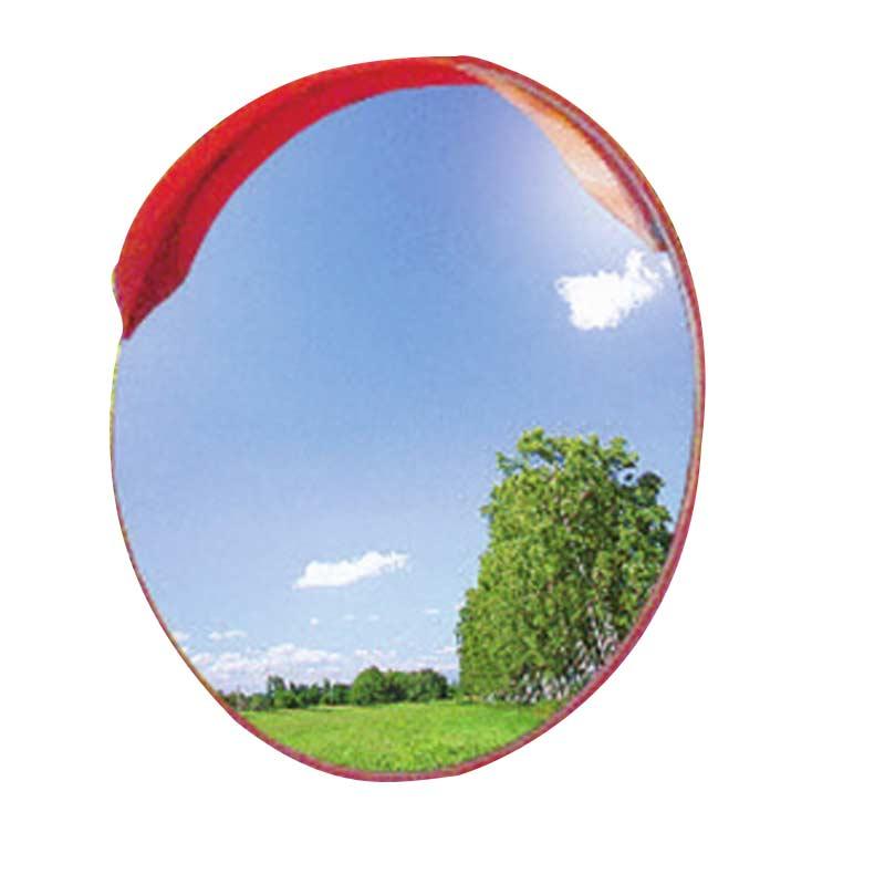 【ミラーのみ】 ステンレスミラー 丸型 A-3 直径1000 裏面 亜鉛鋼板 道路 反射鏡 シンコーミラー アミD